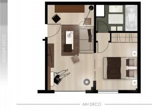 Agencement appartement : nos conseils pour bien aménager son studio
