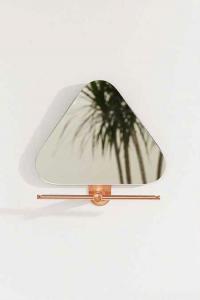 Idées déco miroir porte bijou studio