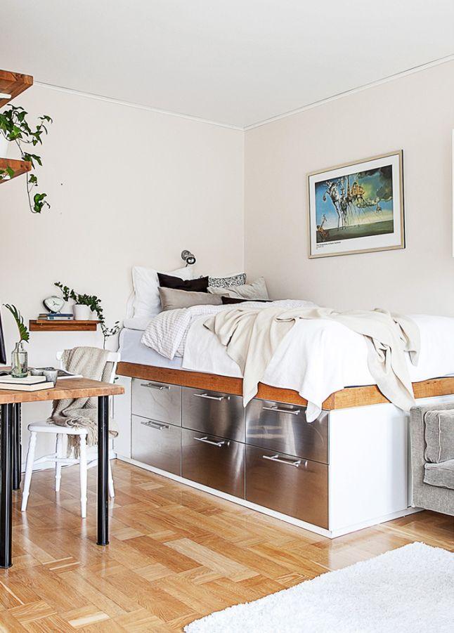 Les meubles sur mesure pour votre studio tudiant - Logement etudiant strasbourg meuble ...